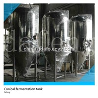 Industrial fermentation tank for hot sale