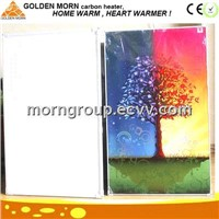 Infrared Carbon Crystal Heating Wall Mounted Panel Heater