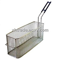 Stainless Steel Fry Basket, Fried Chicken, Frying Basket