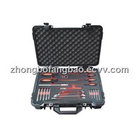 X-Spark Non spark and Non magnetic Titanium 24pcs tool set(NO.5602)