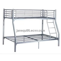 Trio Sleeper Metal Bunk Bed with High Quality (MLBK-07)