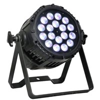 18*10w RGBW 4 in1 Waterproof LED Par Stage Light