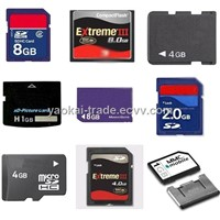 1GB -32GB Micro SD Memory Card