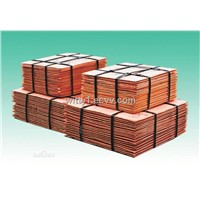 1# copper cathode