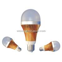 3W LED Bulbs Energy-saving Lighting Lamps weixingtech