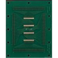4 Layers Circuit boards PCB used for Security Products