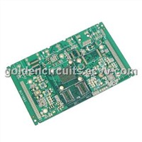 4-Layers Printed Circuit Board PCB for contral board