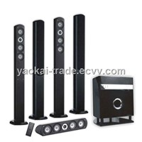 5.1 CH Tower Home Theater Speaker System