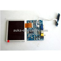 "5""  LCD Touch SKD Module for Industrial Control Application"