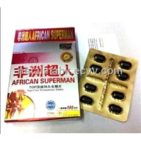 African Superman Sex Pills Products