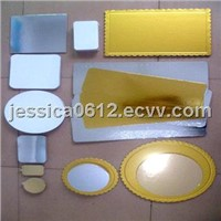 Aluminum foils for cake trays, dessert trays, cake boxes
