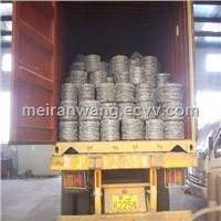 Barbed Wire/stainless steel /galvanized steel coiled barbed wire