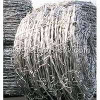 Barbed Wire with Electric Galvanized or Hot-Dipped Zinc for Security
