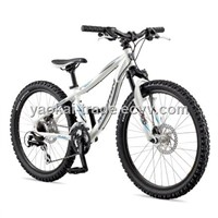 Black Folding Electric Bike