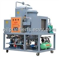 Black diesel oil purifying machine, Used motor oil regeneration Purifier