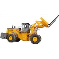China biggest block handler forklift loader XJ998-43 stone lifting machine