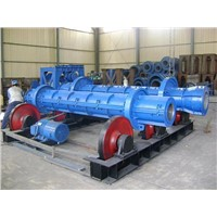 Concrete Electric Pipe Making Machine