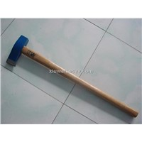 Fencing Splitting  Maul withTPR fiberglass handle