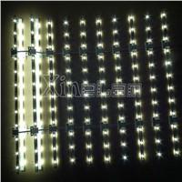 Flexible led sheet ,LED Lattice for signs backlight lighting