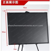 Fluorescent Acrylic LED Writing Board S750 70x50PMMA Material
