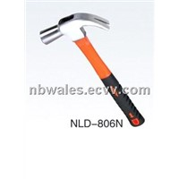 Forging British Type Claw Hammer Plastic--Fibreglass Handle Series