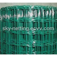 Holland Electric Welded Wire Mesh PVC Coated