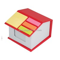 House Shape Sticky Notes (N-004)