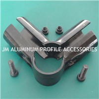 JYJ -2 Steel Pipe Joint Cnnector Clamp w Nut Bolts