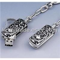 Jewelry USB Flash Drive (ZH-0108)