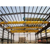 LDA type single girder bridge crane 5 ton for sale