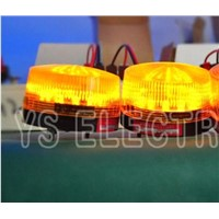LTE-5071J led traffic warning light strobe lights car flash alarm lighting 85dB siren type