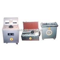 Large current generator(Adjust the large current generator)