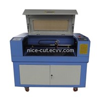 NC-6090 Laser Engraving Machine with CE and FDA Ceritificate