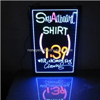 Neon LED Fluorescent Billboard