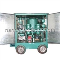 Oil-Filled Transformer Maintenance/ Vacuum Oil Treatment/ Vacuum Oil Purification plant