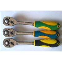 PVC Handle Ratchet Wrench
