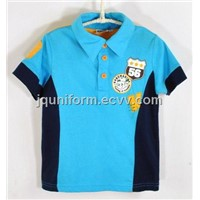Polo T-Shirt with Short Sleeve
