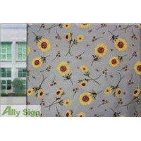 Printing Static Window Film