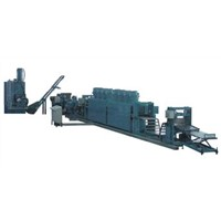 Rubber Synthetic resin board production line
