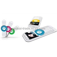 Stand-Alone Waterproof MP3 Player