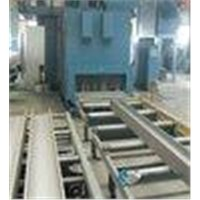 Steel Plate and H Beam Shot Blasting Machine