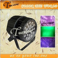 TH-246, 15W* 24 5-in-1 RGBWA LED Parcan Outdoor Floor Light