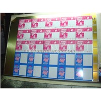 Tinplate Printing Sheets, Printed Tinplate for Metal Packing Tinplate