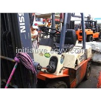 Used Nissan 2.5ton Forklift Truck