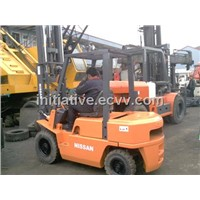Used Nissan 3ton Forklift Truck