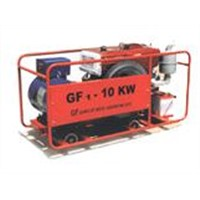 Standby Water Cooled power generators for sale