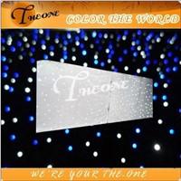 Wedding RGB LED Star Curtain Cloth Light (TH-501)