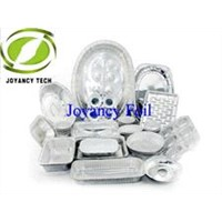 aluminum foil container for food packing