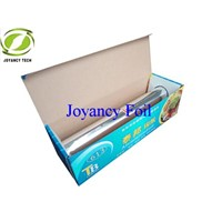 Heavy duty aluminum foil roll