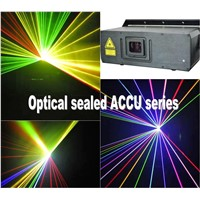 Animation Laser Show Light Optical Sealed ACCU 1.0RGB
